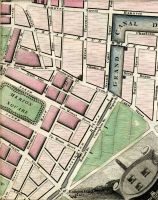 Lombard Street, Townsend Street, Moss Lane, Vice Provosts Garden, Westland Row, Cumberland Street, Boyne Street, Sandwich Street, Hanover Street, Hanover Quay, Great Brunswick Street, Erne Street, Great Clarence Street, Grand Canal Quay, Charles Street, Grand Canal Docks, Great Boyne Street, Barrow Street, Shannon Street, Forbes Street, Charlotte Quay, Harcourt Place, Hamilton Row, Denzile Street, Wentworth Place, Lower Merrion Street, Stable Lane, Holles Street, Grants Row, Grattan Street, Merion Square, Merion Square North, Merion Square South, Merion Square East, Lower Mount Street, Upper Mount Street, Warrington Place, Grand Canal Street, Maquay Bridge, Lock I, Conyngham Bridge, Lock II, Huband Bridge, Lock III, Fitzwilliam Street, Baggot Street, Fitzwilliam Square, Vaux Street, Macartney Bridge, Eastmoreland Place, & Dublin City Coat Of Arms